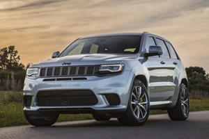 Hennessey Shows What 1,000-HP Jeep Grand Cherokee Trackhawk Can Do