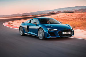 2020 Audi R8 First Drive Review: More Power, Sharper Suit For Audi's Supercar