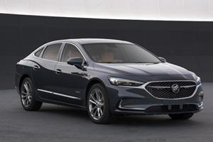 LEAKED: 2020 Buick LaCrosse Gets Subtle Refresh