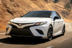 Toyota Forced To Decrease Camry Production Because Americans Don't Want Sedans