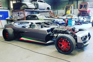 This Is The Lamborghini Hot Rod We've Always Dreamed Of