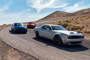 8 American Performance Cars We're Thankful For In 2018