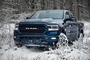 Winter's Coming: Ram 1500 North Edition Announced