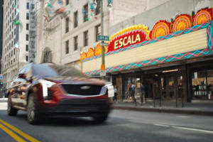Is The Cadillac Escala About To Debut?