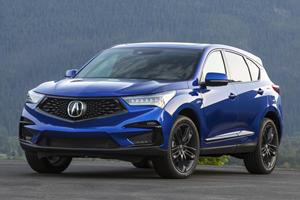 Acura Tells Us American RDX Production At Full Capacity