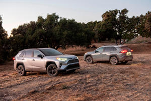Can't Afford A New 2019 Toyota RAV4? Here Are 7 Cheaper Alternatives