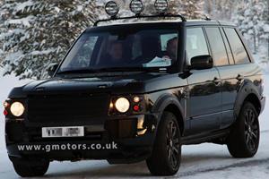 Spied: Next-Gen Range Rover in Sweden