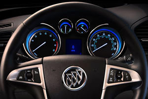 2012 Buick Regal Owes Fuel Mileage to eAssist