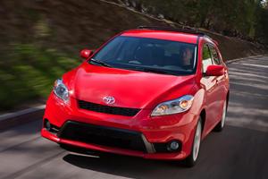 Chicago 2011: 2011 Toyota Matrix Debuted
