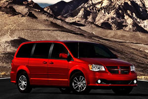 Chicago 2011: R/T Treatment for Grand Caravan and Journey