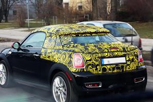 Spied: 2012 MINI Roadster