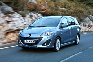 First Look: 2012 Mazda5