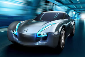 Nissan ESFLOW Concept to Appear at Geneva