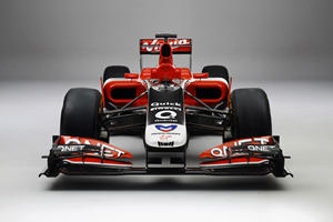 Marussias New MVR-02 F1 Challenger