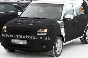 Spied: A Facelifted Soul