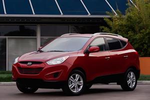Hyundai Tucson ix FCEV Publically Presented