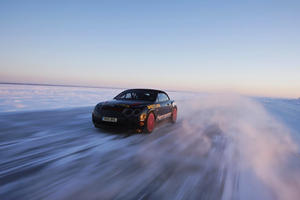New World Record Set by Bentley Continental Supersports Convertible