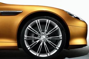 Teased: Aston Martin Virage