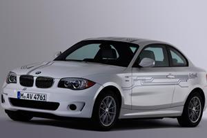 ActiveE 1 Series Coupe Revealed