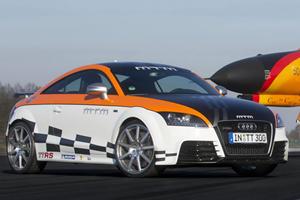 MTM Brings Awesome Audis To Geneva