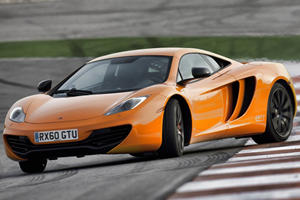 First Look: McLaren MP4-12C
