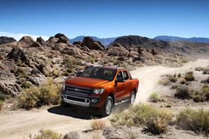 Geneva 2011: Ford Ranger Wildtrack