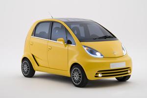 Teased: Tata 3-Door Concept