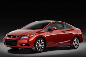 Five Variations Coming for 2012 Honda Civic