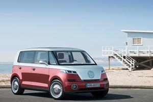 Geneva 2011: Volkswagen Bulli Concept