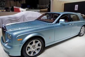 Geneva 2011: Rolls Royce 102EX