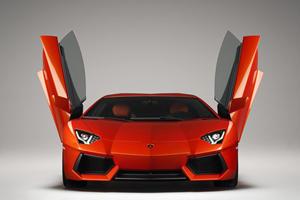 Geneva 2011: Lamborghini Aventador