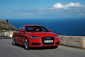 First Look: 2012 Audi A6
