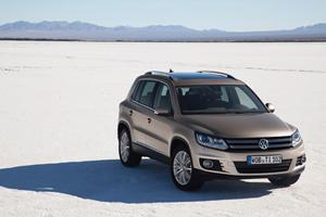 Geneva 2011: 2012 Volkswagen Tiguan