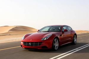 Geneva 2011: Ferrari FF