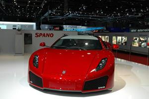 Geneva 2011: 2012 GTA Spano