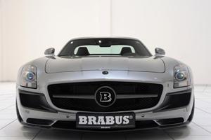 Geneva 2011: Brabus 700 Biturbo