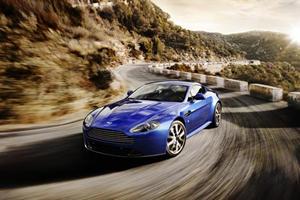 Geneva 2011: Aston Martin V8 Vantage S