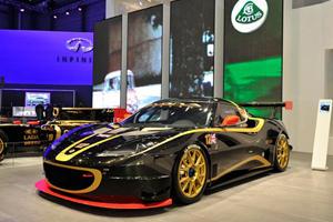 Geneva 2011: Lotus Evora Enduro GT Concept