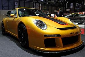 Geneva 2011: RUF Rt 12 R Porsche 911