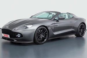 This Very Rare, Achingly Beautiful Aston Martin Is Up For Sale