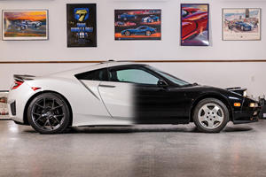 Owner Selling Old And New Acura NSX: Which Would You Buy?