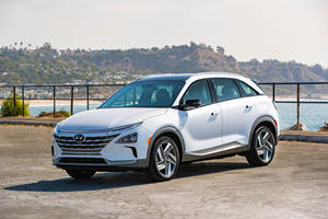 2019 Hyundai Nexo Review
