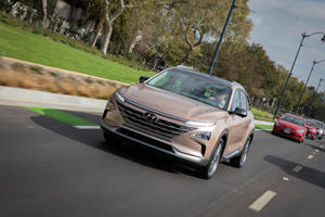 2019 Hyundai Nexo Review