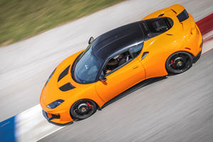 Lotus Evora Recalled For Serious Steering Issue