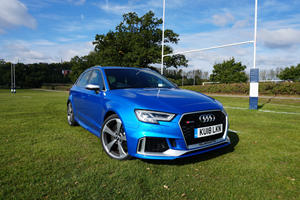 2019 Audi RS3 Sportback Test Drive Review: Blunt Force Trauma