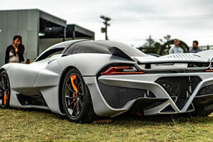 Listen To The 1,750 HP SSC Tuatara Scream