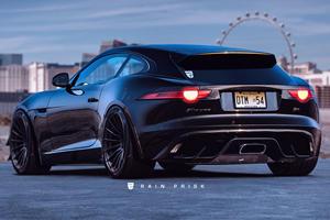 Jaguar Needs To Build This Sexy F-Type Shooting Brake