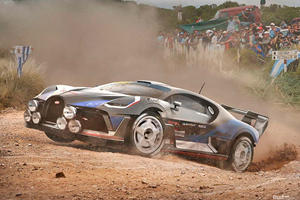 We Desperately Need These Rally-Prepped Supercars