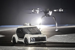 Audi's Not Kidding About Developing Flying Taxi Concept