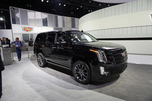 Cadillac Escalade Gets Bold New Look With New Sport Edition